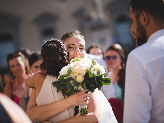 Il matrimonio di Giulio e Ilaria a Prato, Prato 19
