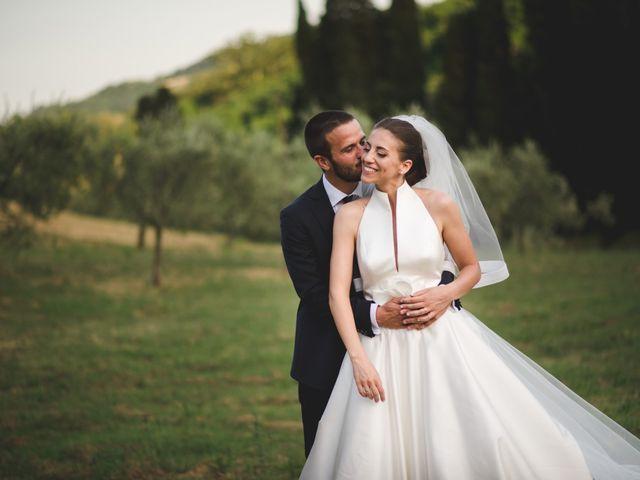 Il matrimonio di Giulio e Ilaria a Prato, Prato 22