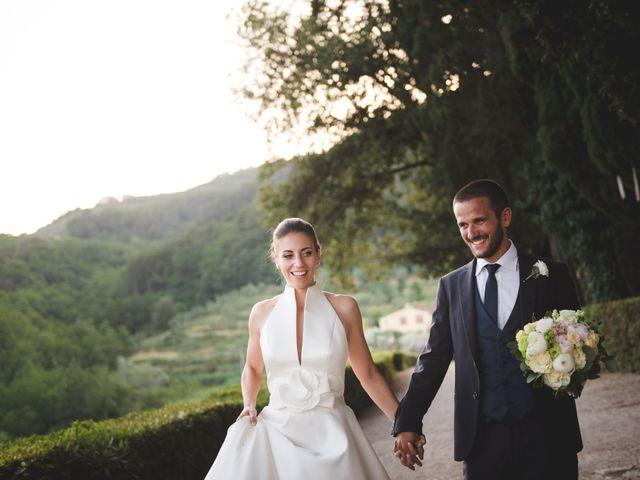 Il matrimonio di Giulio e Ilaria a Prato, Prato 1
