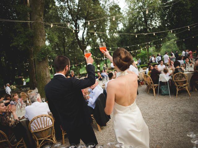 Il matrimonio di Giulio e Ilaria a Prato, Prato 27