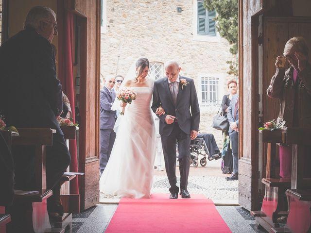 Il matrimonio di Massimiliano e Valeria a Villanova d'Albenga, Savona 19