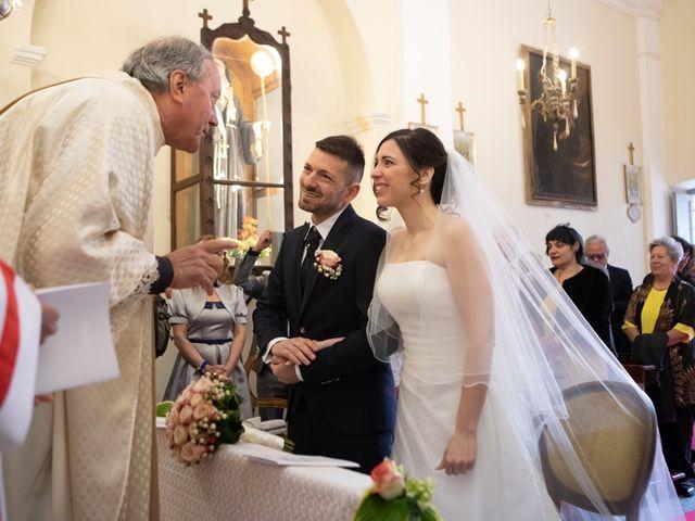 Il matrimonio di Massimiliano e Valeria a Villanova d'Albenga, Savona 20