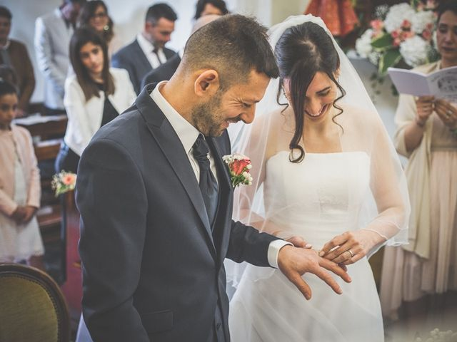 Il matrimonio di Massimiliano e Valeria a Villanova d'Albenga, Savona 25