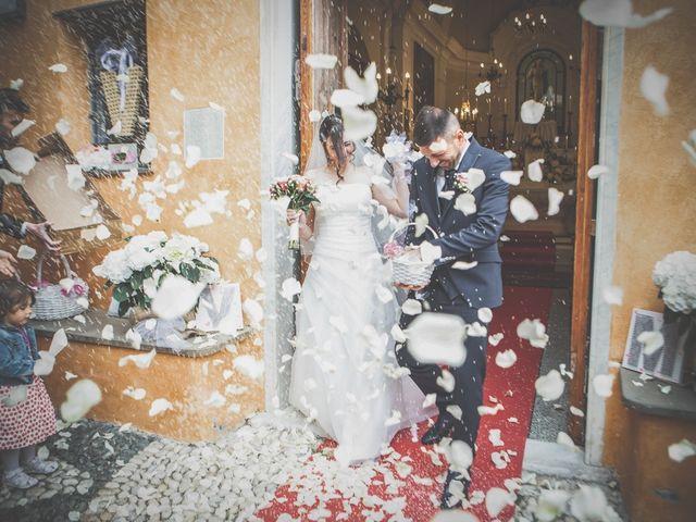 Il matrimonio di Massimiliano e Valeria a Villanova d'Albenga, Savona 34