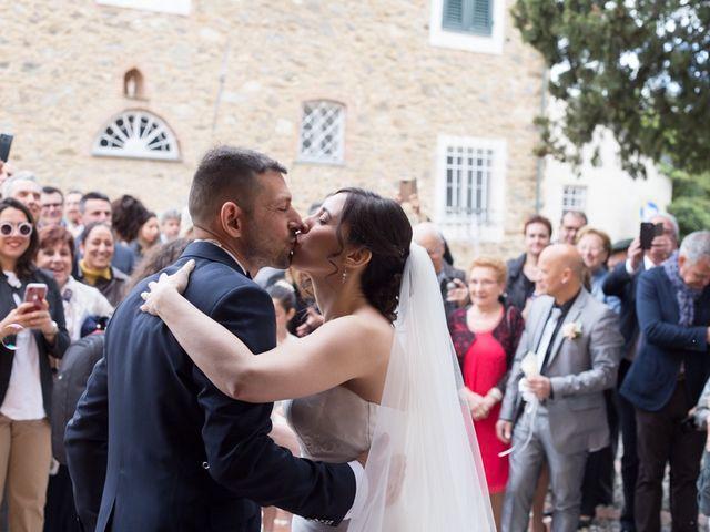 Il matrimonio di Massimiliano e Valeria a Villanova d'Albenga, Savona 36