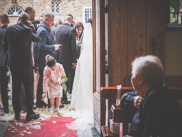 Il matrimonio di Massimiliano e Valeria a Villanova d'Albenga, Savona 39