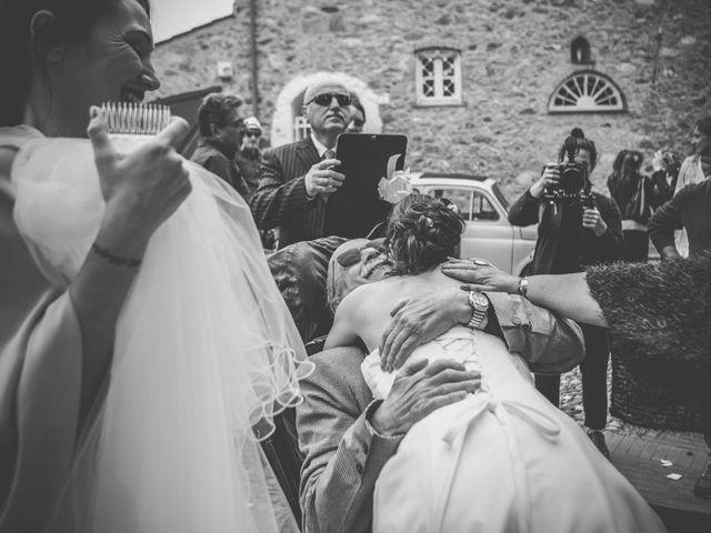 Il matrimonio di Massimiliano e Valeria a Villanova d'Albenga, Savona 40