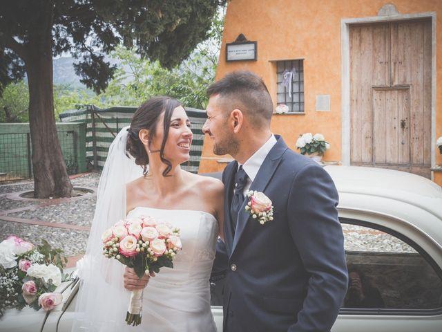 Il matrimonio di Massimiliano e Valeria a Villanova d'Albenga, Savona 41