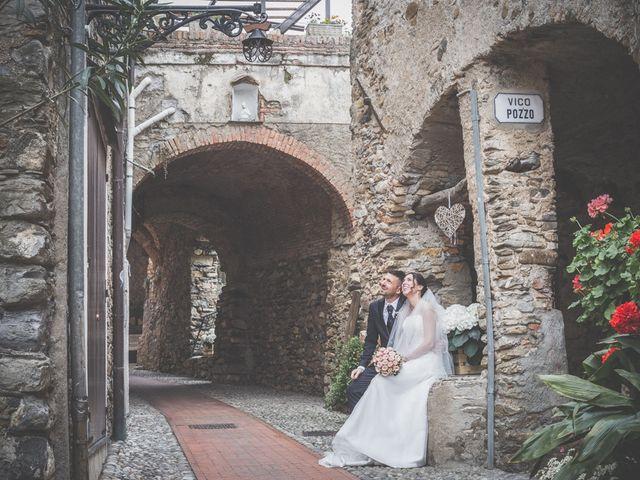 Il matrimonio di Massimiliano e Valeria a Villanova d'Albenga, Savona 43