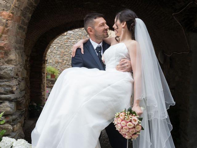 Il matrimonio di Massimiliano e Valeria a Villanova d'Albenga, Savona 44