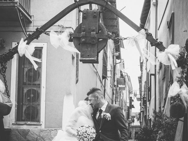 Il matrimonio di Massimiliano e Valeria a Villanova d'Albenga, Savona 45