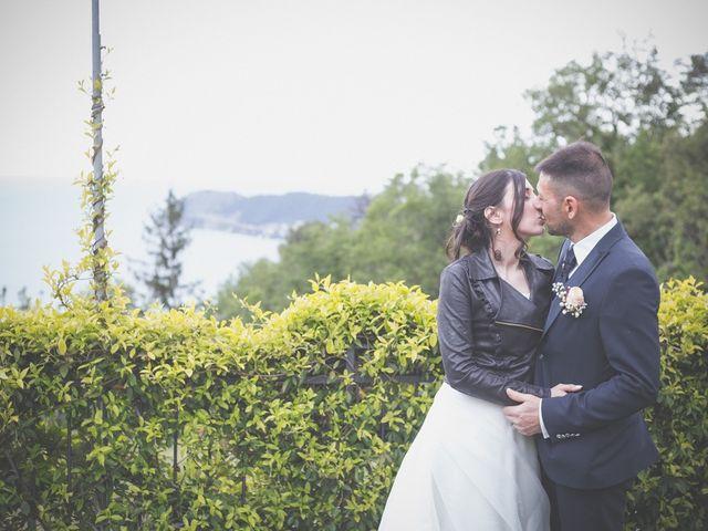Il matrimonio di Massimiliano e Valeria a Villanova d'Albenga, Savona 54