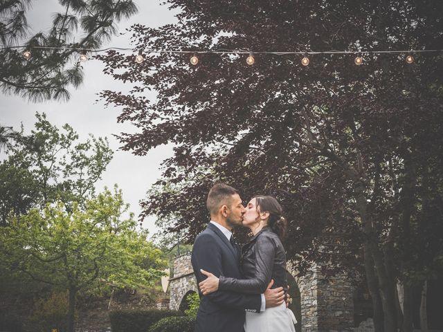 Le nozze di Valeria e Massimiliano