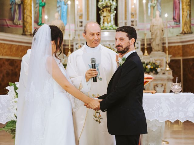 Il matrimonio di Francesco e Dalia a Seminara, Reggio Calabria 8
