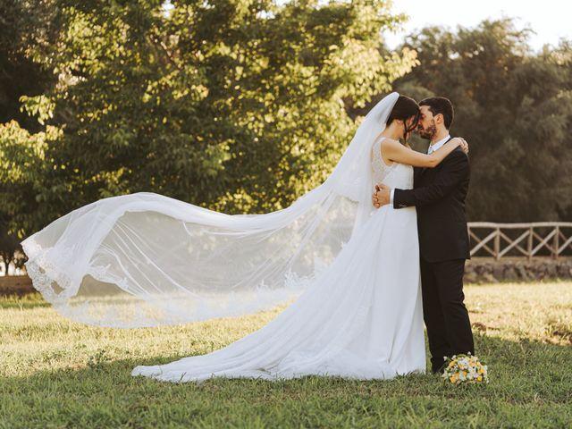 Il matrimonio di Francesco e Dalia a Seminara, Reggio Calabria 28