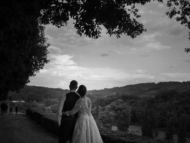 Le nozze di Serena e Giovanni