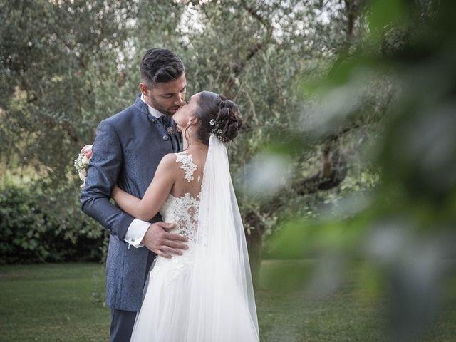 Il matrimonio di Nicola e Annarita a Fiano Romano, Roma 5