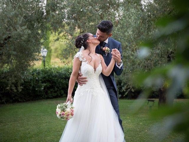Il matrimonio di Nicola e Annarita a Fiano Romano, Roma 6