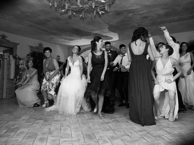 Il matrimonio di Nicola e Annarita a Fiano Romano, Roma 12