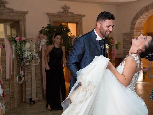 Il matrimonio di Nicola e Annarita a Fiano Romano, Roma 16