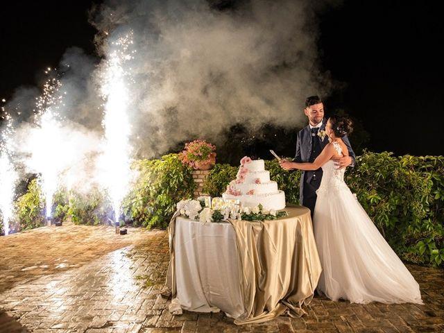 Il matrimonio di Nicola e Annarita a Fiano Romano, Roma 17