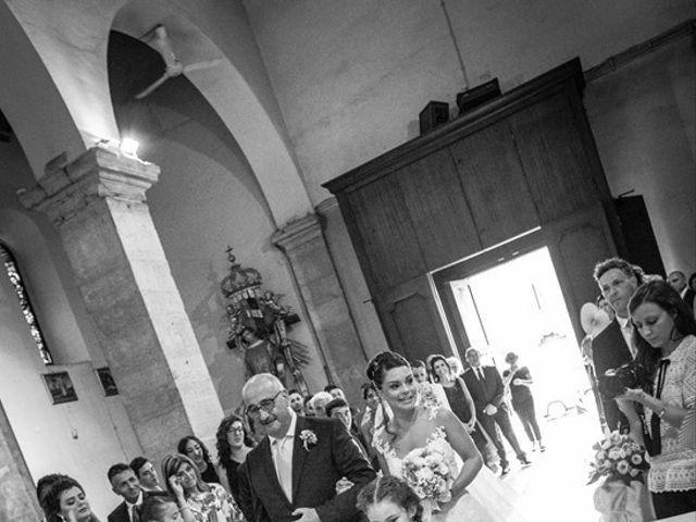 Il matrimonio di Nicola e Annarita a Fiano Romano, Roma 19