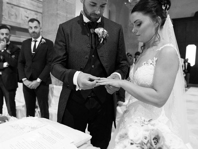 Il matrimonio di Nicola e Annarita a Fiano Romano, Roma 20