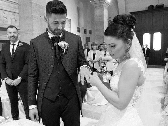 Il matrimonio di Nicola e Annarita a Fiano Romano, Roma 21