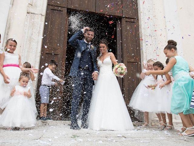 Il matrimonio di Nicola e Annarita a Fiano Romano, Roma 23
