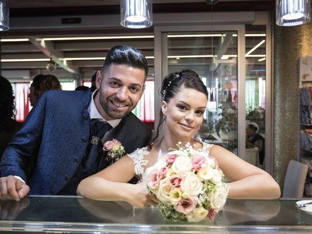 Il matrimonio di Nicola e Annarita a Fiano Romano, Roma 24
