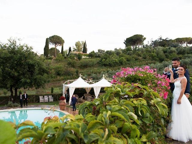 Il matrimonio di Nicola e Annarita a Fiano Romano, Roma 26