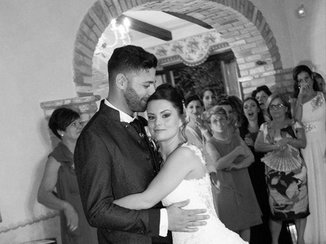 Il matrimonio di Nicola e Annarita a Fiano Romano, Roma 28
