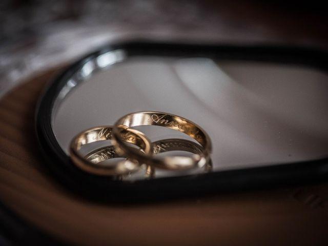 Il matrimonio di Nicola e Annarita a Fiano Romano, Roma 31