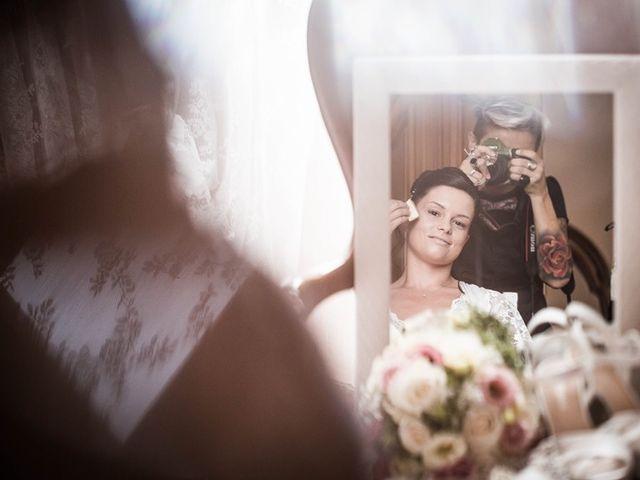 Il matrimonio di Nicola e Annarita a Fiano Romano, Roma 33