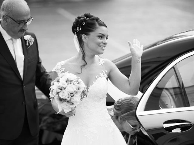 Il matrimonio di Nicola e Annarita a Fiano Romano, Roma 53