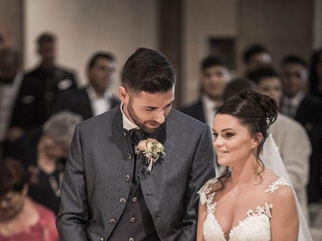 Il matrimonio di Nicola e Annarita a Fiano Romano, Roma 54