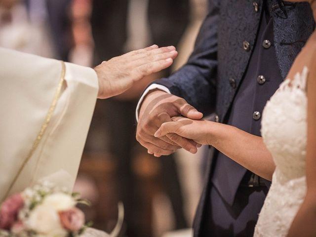 Il matrimonio di Nicola e Annarita a Fiano Romano, Roma 57