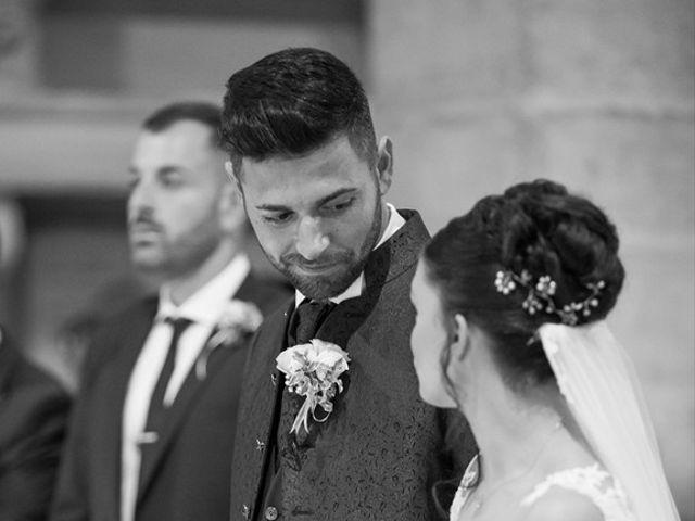 Il matrimonio di Nicola e Annarita a Fiano Romano, Roma 58