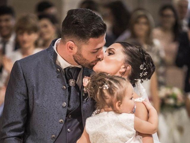 Il matrimonio di Nicola e Annarita a Fiano Romano, Roma 62