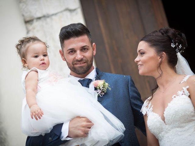 Il matrimonio di Nicola e Annarita a Fiano Romano, Roma 64