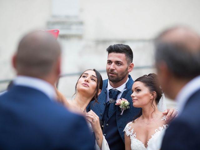 Il matrimonio di Nicola e Annarita a Fiano Romano, Roma 66