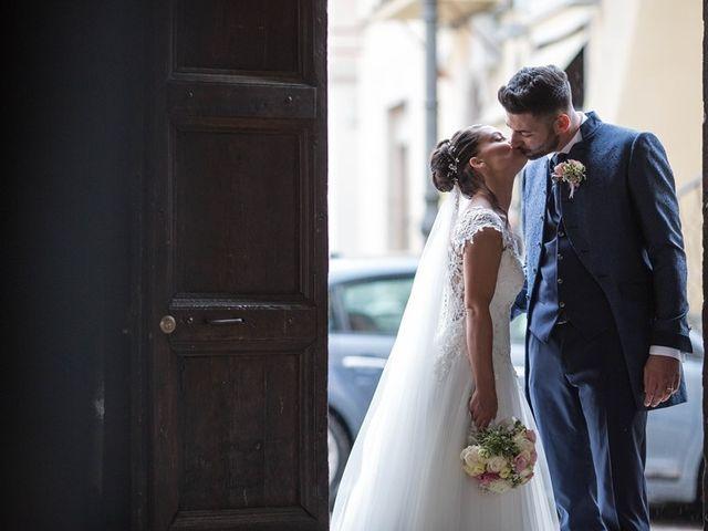 Il matrimonio di Nicola e Annarita a Fiano Romano, Roma 68