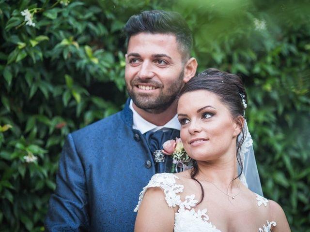 Il matrimonio di Nicola e Annarita a Fiano Romano, Roma 72