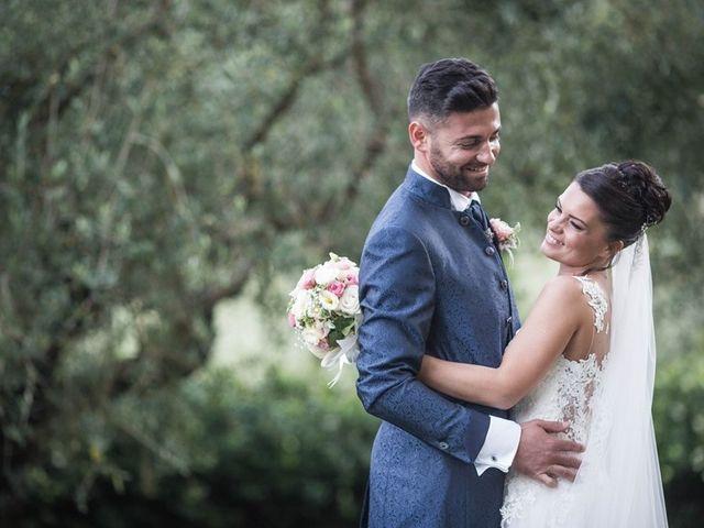 Il matrimonio di Nicola e Annarita a Fiano Romano, Roma 2