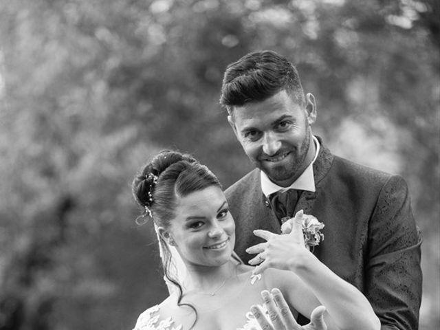 Il matrimonio di Nicola e Annarita a Fiano Romano, Roma 75