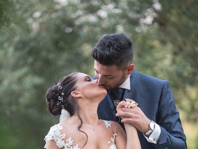 Il matrimonio di Nicola e Annarita a Fiano Romano, Roma 76