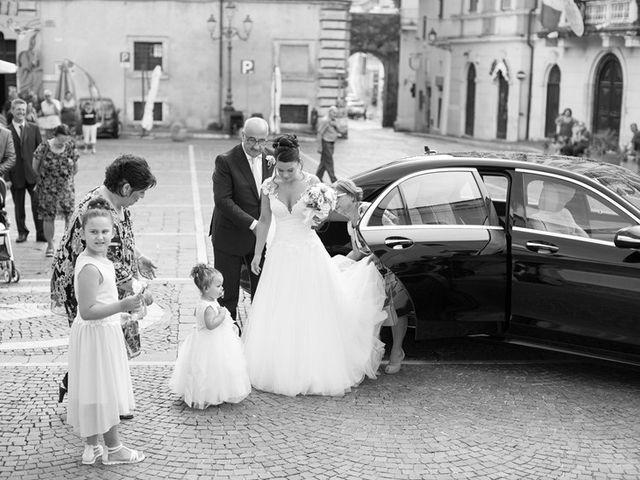 Il matrimonio di Nicola e Annarita a Fiano Romano, Roma 111