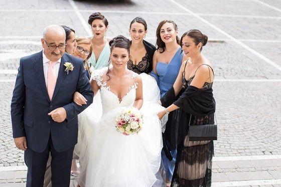 Il matrimonio di Nicola e Annarita a Fiano Romano, Roma 112