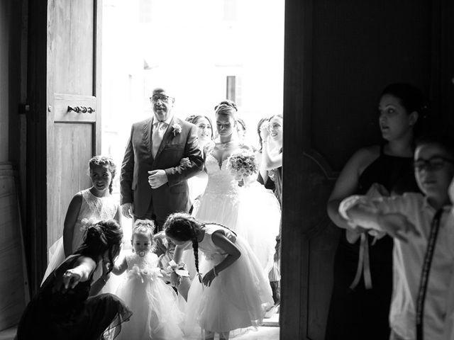 Il matrimonio di Nicola e Annarita a Fiano Romano, Roma 113
