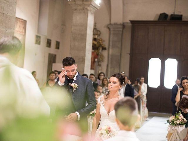 Il matrimonio di Nicola e Annarita a Fiano Romano, Roma 115